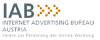 Logo Internet Advertising Bureau Austria IAB